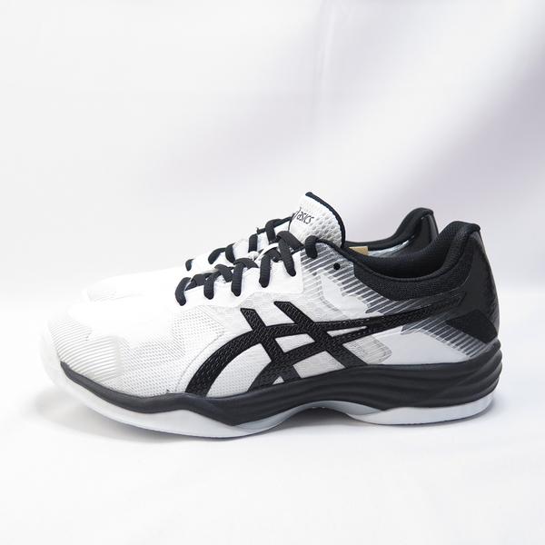 ASICS GEL-TACTIC 男款 羽排球鞋 1073A032100 白黑【iSport愛運動】