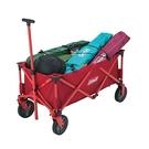 日本【Coleman】登山露營用推車 (顏色:紅色)