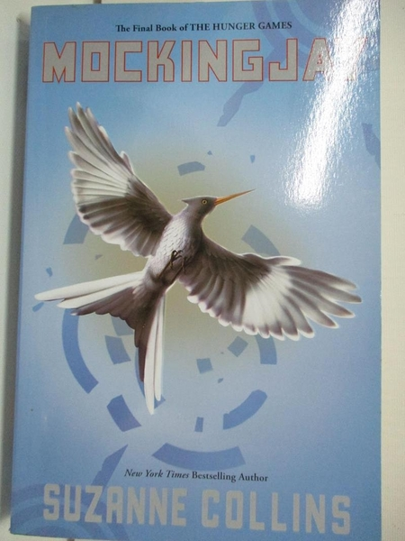 【書寶二手書T5/原文小說_AY7】Mockingjay (The Hunger Games, #3)_Susan Collins