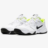 NIKE Court Lite 2 男鞋 網球 學生鞋 耐磨 輕量 透氣 白【運動世界】AR8836-107