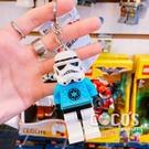 LEGO 樂高 星際大戰 STAR WARS 帝國風暴兵 醜毛衣款 人偶造型LED 鑰匙圈鎖圈 COCOS LG320