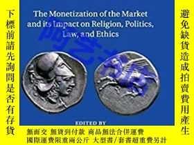 二手書博民逛書店Money罕見as God?: The Monetization