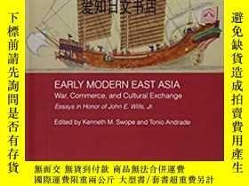 二手書博民逛書店【罕見】Early Modern East Asia 2017年