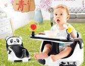 寶寶餐椅兒童吃飯座椅可折疊便攜式多功能學坐嬰兒餐桌椅飯桌椅子 igo全館免運
