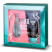 Anna sui 安娜蘇 許願精靈浪漫香氛禮盒(淡香水4ml+身體乳30ml) 88314《Belle倍莉小舖》