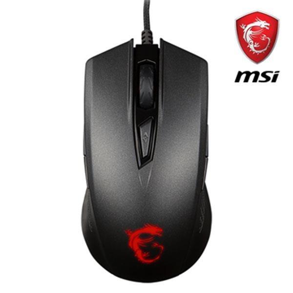 【南紡購物中心】MSI Clutch GM40 電競滑鼠