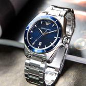 EMPORIO ARMANI 亞曼尼 AR11100 紳士風格時尚精品錶 熱賣中!