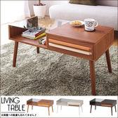茶几桌 和室桌【Q0050】Victoria雙色調強化玻璃茶几(2色)/外銷日本款 MIT台灣製 完美主義