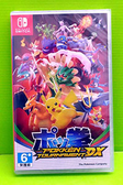 NS 寶可拳DX 神寶拳 英文日文6國語言版 Pokemon 皮卡丘 Switch