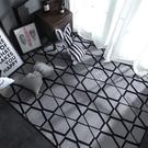 茶几地墊 北歐地毯臥室宿舍客廳門墊滿鋪房...