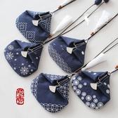 布藝diy 手工刺子繡零錢包包縫制布藝飯團口金材料包刺繡創意禮物 - 歐美韓熱銷