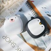 極地物種充電暖手寶女可充電便攜式小企鵝北極熊女生便攜式迷你街頭布衣