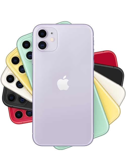 Apple iPhone 11 手機 64GB,送 軍功防摔殼+玻璃保護貼