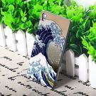 Sony Xperia Z5 Compact Premium E6653 E6853 mini E5823 Z5C Z5P 手機殼 硬殼 波達 浮世繪 海浪