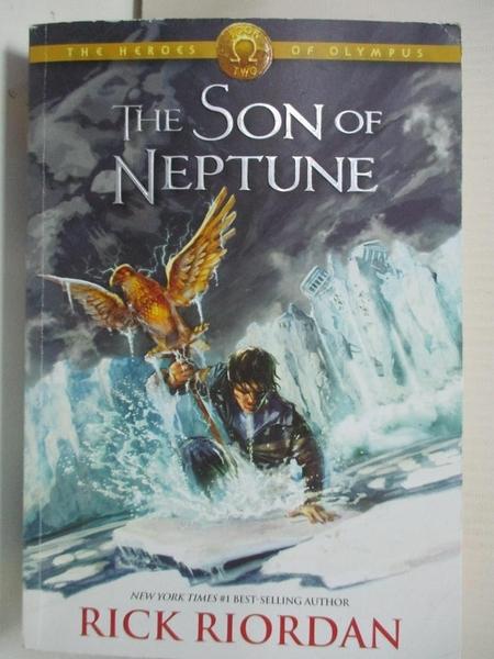 【書寶二手書T1/原文小說_BU7】The Son of Neptune_Riordan, Rick
