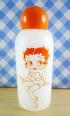 【震撼精品百貨】Betty Boop_貝蒂~外出分裝罐-橘色