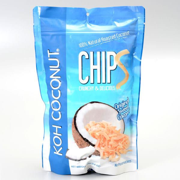 【KOH】酷椰嶼香椰脆片原味 160g