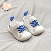 嬰兒不掉鞋軟底學步鞋0一1歲防掉男寶寶鞋子6-12個月女兒童單鞋春 幸福第一站