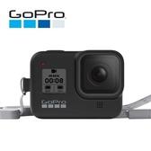 GoPro8護套+繫繩 (黑)