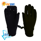 UV100 防曬 抗UV-涼感掀指觸控手套-女