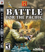 PS3  History Channel Battle For the Pacific