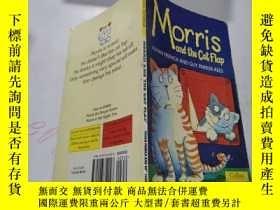 二手書博民逛書店morris罕見and the cat flap:莫裏斯和貓撲Y212829