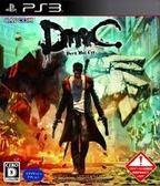 PS3-二手片 惡魔獵人DMC 英文版 PLAY-小無電玩