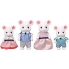 《 森林家族 - 日版 》棉花糖鼠家庭組 / JOYBUS玩具百貨