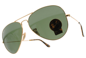 RayBan 太陽眼鏡 RB3025 181 -62mm (金) 全球熱銷飛官款 # 金橘眼鏡