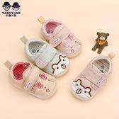 嬰兒鞋 秋冬嬰兒學步鞋0-1-3歲男寶寶女童鞋硅膠軟底防滑透氣寶寶鞋子 歐歐流行館