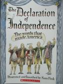 【書寶二手書T3/語言學習_YKW】The Declaration of Fndependence