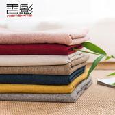 小清新宜家日式茶幾長方形防燙桌布