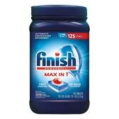 市場最低價 - FINISH強效洗碗碇(12倍清潔)125入-2.2kg