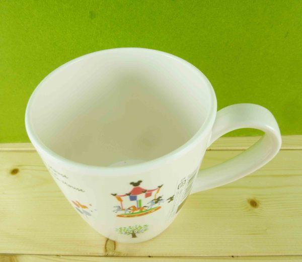 【震撼精品百貨】Micky Mouse_米奇/米妮 ~杯子-白樂園
