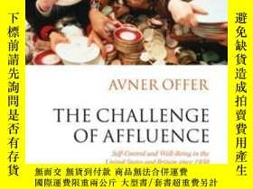 二手書博民逛書店The罕見Challenge Of Affluence: Sel