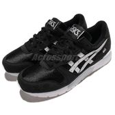 Asics 休閒慢跑鞋 Gel-Lyte 黑 白 基本款 復古 黑白 運動鞋 男鞋 女鞋【PUMP306】 HY7F39096