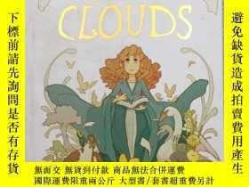 二手書博民逛書店above罕見the cloudsY19139 melissa