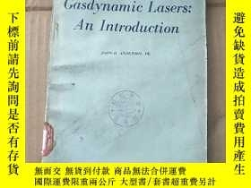 二手書博民逛書店gasdynamics罕見lasers:an introduction(P996)Y173412