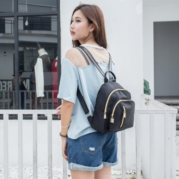 (全館免運)DE SHOP~(GR-6852)雙肩包女包韓版時尚百搭迷你小包包後背包