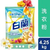 含熊寶貝馨香精華花漾清新洗衣粉 4.25kg*4入(箱購)-箱購