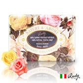 義大利Rudy香氛玫瑰花保濕香皂150g【1838歐洲保養】