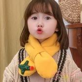 兒童圍脖秋冬季男女童可愛保暖嬰兒韓版卡通【聚可愛】