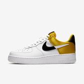Nike Air Force 1 07 LV8 1 [BQ4420-700] 男鞋 運動 休閒 經典款 球鞋 穿搭 金白