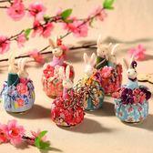 日本小樽和風兔子音樂盒八音盒送女友女生女孩生日情人節七夕禮物·皇者榮耀3C旗艦店