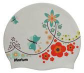 ≡MARIUM≡  萬紫千紅-矽膠泳帽(共四色)  MAR-2603