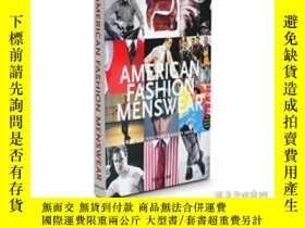 二手書博民逛書店American罕見Fashion MenswearY364682 Robert E. Bryan Assou