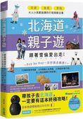 北海道親子遊:跟著雪倫愛出走!交通X食宿X景點,大人小孩部D﹉g的行程規劃全書!