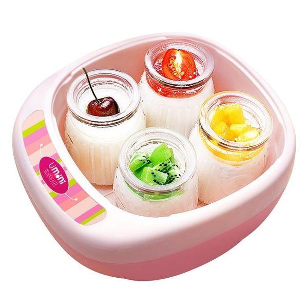 酸奶機 生活日記 SNJ-M16 酸奶機 家用 全自動 自制 迷你分杯酸奶發酵機 igo 小宅女