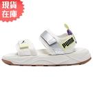 【現貨】PUMA RS-Sandal Iri 女鞋 涼鞋 休閒 宣美 魔鬼氈 米【運動世界】36876301