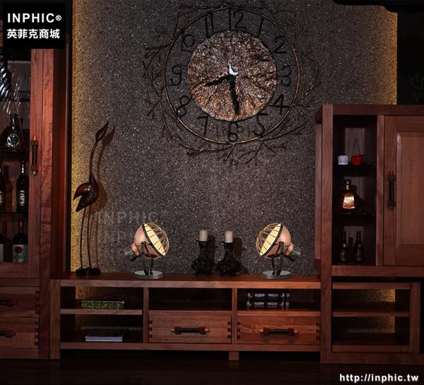 INPHIC- 美式鄉村創意書桌燈飾復古辦公室個性LED燈書房燈懷舊檯燈-A款_S197C